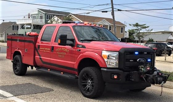 2014 Ford F350 FWD